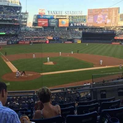 Yankee Stadium, section: 218B, row: 6, seat: 5