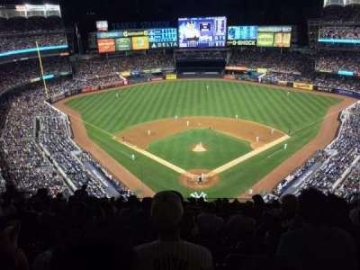 Yankee Stadium, section: 420B, row: 13, seat: 15