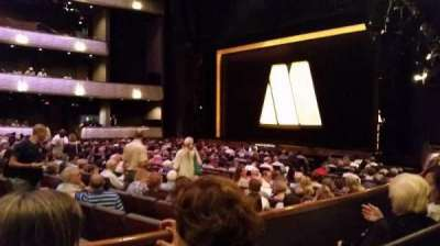 Winspear Opera House, section: Terrace R, row: Zz, seat: 3