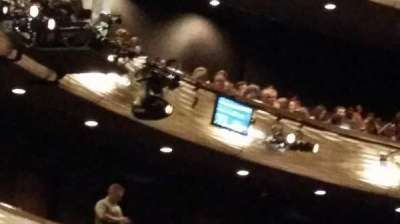 Winspear Opera House section Terr R