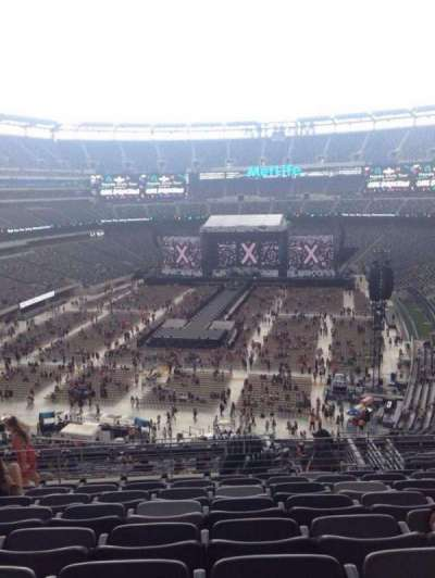 MetLife Stadium  section 224B