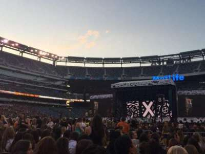 MetLife Stadium section Floor 12