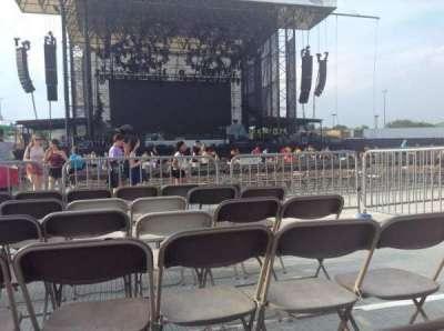 Hershey Park Stadium, section: E, row: 38, seat: 5