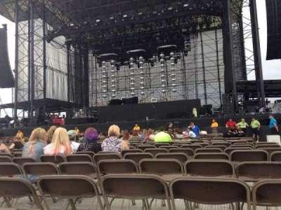 Hershey Park Stadium, section: B, row: 22, seat: 1