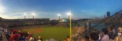 PNC Park section 201