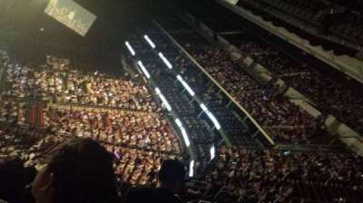 Prudential Center, section: 104, row: 13, seat: 18