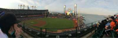 AT&T Park, section: VB302, row: B, seat: 16