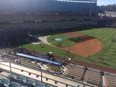 Dodger Stadium, section: 28RS, row: E, seat: 6