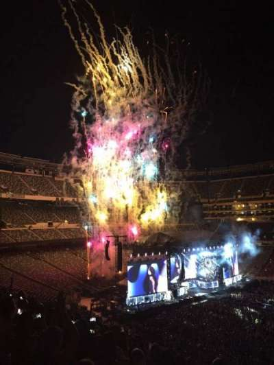 MetLife Stadium, section: 236, row: 8, seat: 19