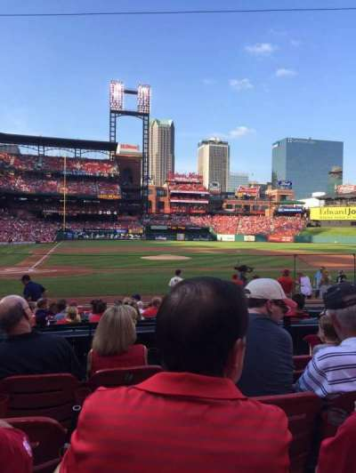 Busch stadium, section: 146, row: 4, seat: 1,2