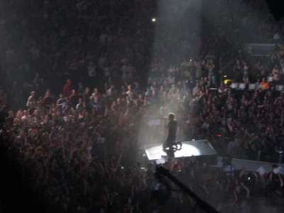 Air Canada Centre, section: 116, row: 27, seat: 19-22