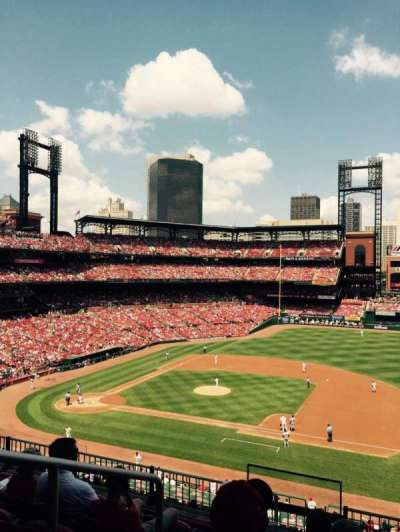 Busch Stadium, section: 241, row: 7, seat: 2