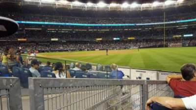 Yankee Stadium section 111