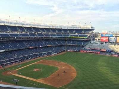 Yankee Stadium, section: 412, row: 9, seat: 15