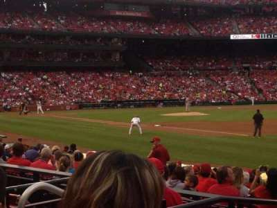 Busch Stadium section 137