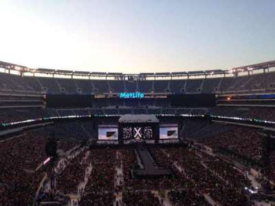 MetLife Stadium section 227b