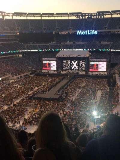 MetLife Stadium, section: 224b, row: 18, seat: 11