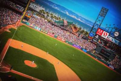 AT&T Park, section: VR311, row: 5, seat: 6