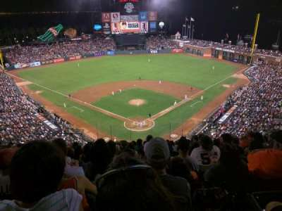AT&T Park, section: 315, row: 11, seat: 16