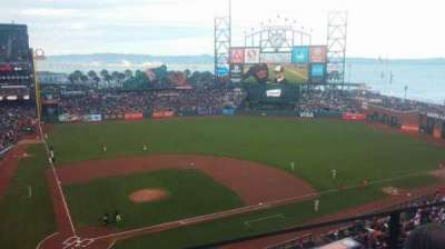AT&T Park, section: VB 311, row: B, seat: 15