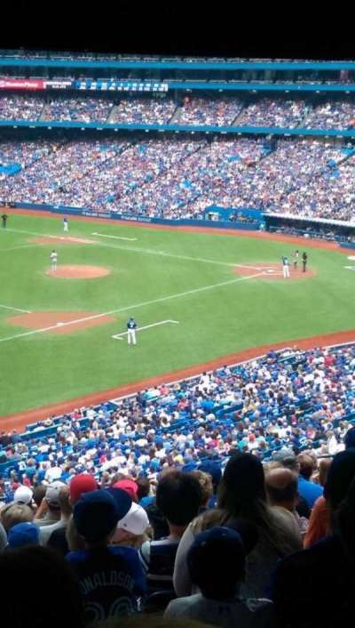 Rogers Centre section 234R