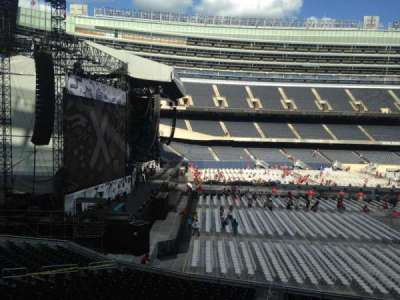 Soldier Field section 243