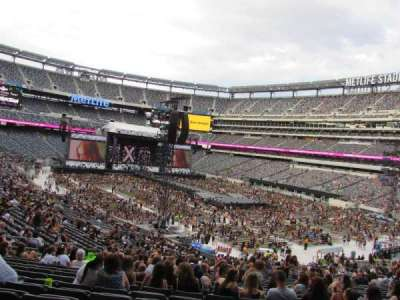 MetLife Stadium, section: 131, row: 41, seat: 20