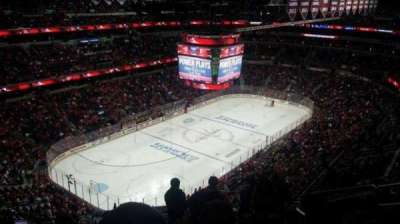 Verizon Center section 412