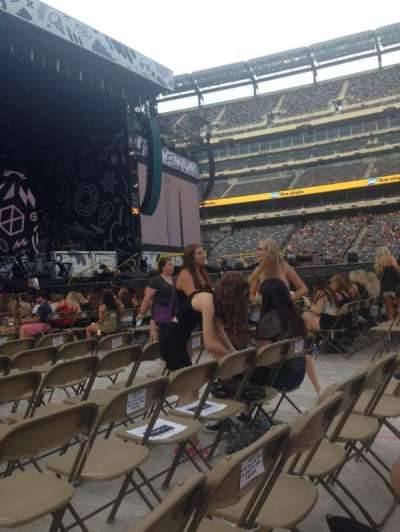 MetLife Stadium section Floor 5
