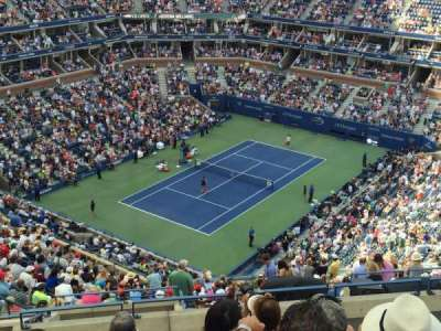 Arthur Ashe Stadium section 305