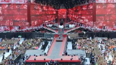 MetLife Stadium, section: 126, row: 47, seat: 8