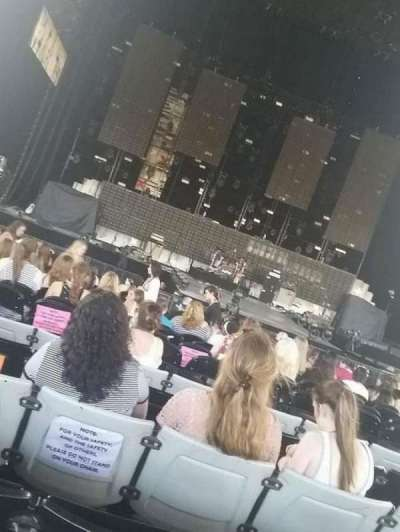 Hollywood Casino Amphitheatre (Tinley Park), section: 103, row: x, seat: 38