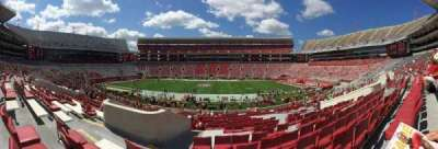 Bryant-Denny Stadium, section: HH