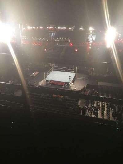 Royal Farms Arena, section: 310, row: B, seat: 2