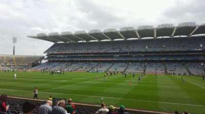 Croke Park, section: 328, row: Q, seat: 16