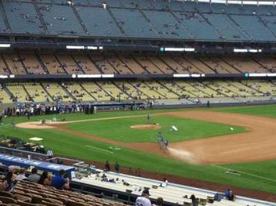 dodger stadium, section: 152LG, row: O, seat: 2