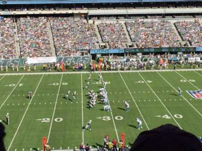 MetLife Stadium section 241