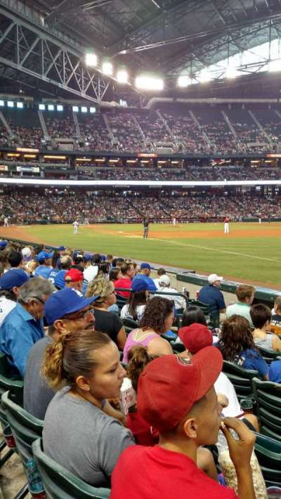 Chase Field section 111