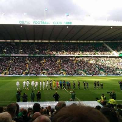 Celtic Park, section: F4W, row: 19, seat: 1