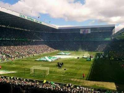 Celtic Park, section: 139, row: JJ, seat: 12