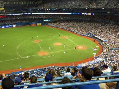 Rogers Centre section 531R
