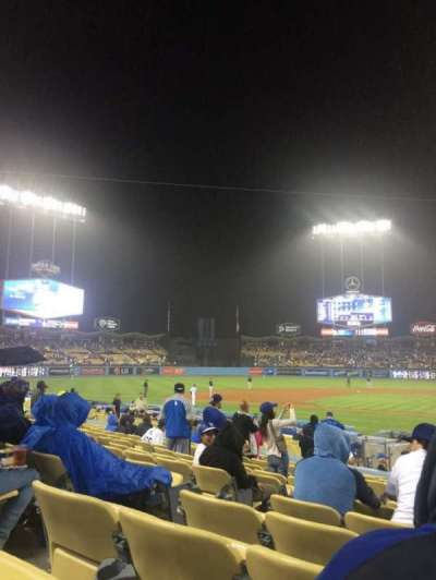 Dodger Stadium section 13FD