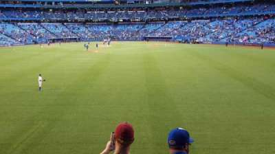 Rogers Centre, section: 142, row: 4, seat: 2