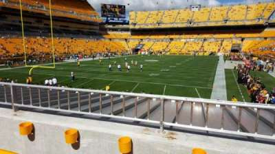 Heinz Field section 152