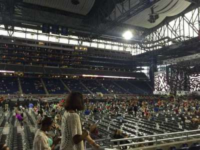 Ford Field, section: 125, row: 5, seat: 20