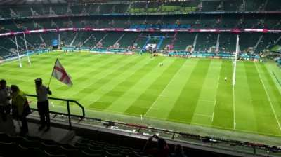 Twickenham Stadium, section: U30, row: J, seat: 145