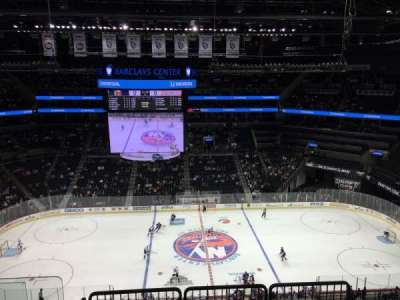 Barclays Center, section: 207, row: 7, seat: 18