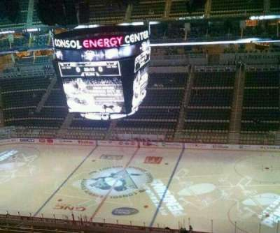 PPG Paints Arena, section: 234, row: g, seat: 21