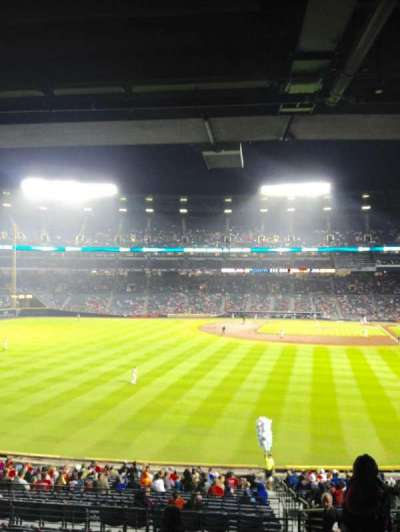 Turner Field section 236L