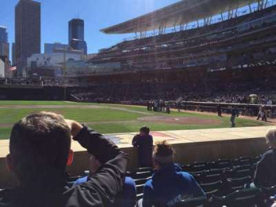 Target Field section 12